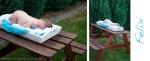 Felix Neugeborenen Fotoshooting inBuxtehude