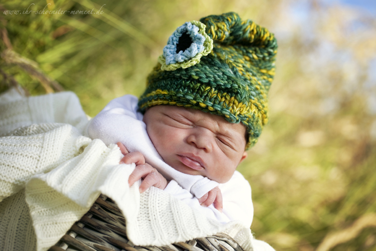 Neugeborenenfotografie in Jork an der Elbe - Laurence Rémi - 9 Tage jung (6/6)