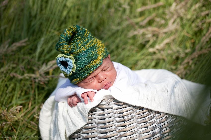 Neugeborenenfotografie in Jork an der Elbe - Laurence Rémi - 9 Tage jung (5/6)