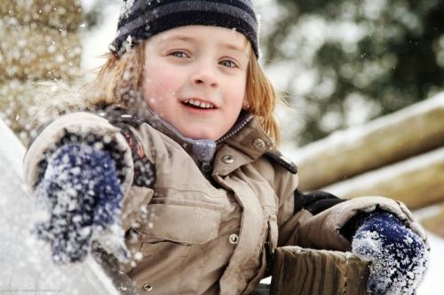 Winterbilder Familienshooting Buxtehude neu