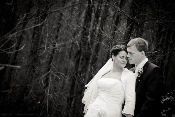 Hochzeitsfotos - Veröffentlichung in der GALA Wedding (1/2)