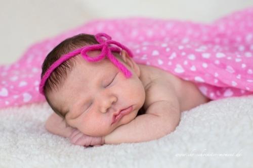 neugeborenenfotos herzchen