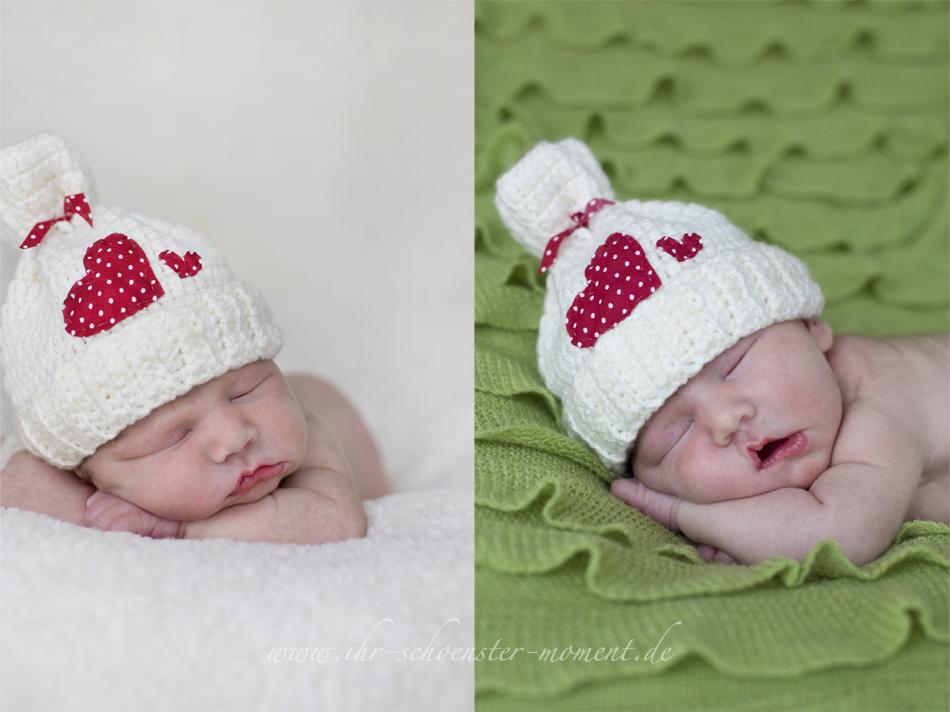 Neugeborenenfotos in Buxtehude - Efi 6 Tage jung (1/6)