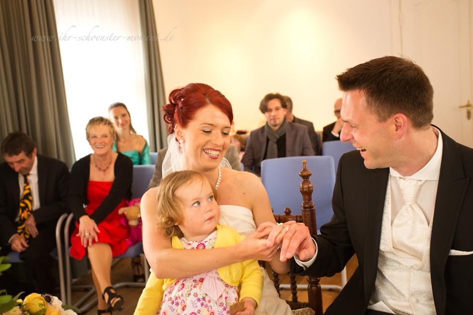 Erste Hochzeit der Saison 2013 - Vorschau - Hochzeitsreportage (4/6)