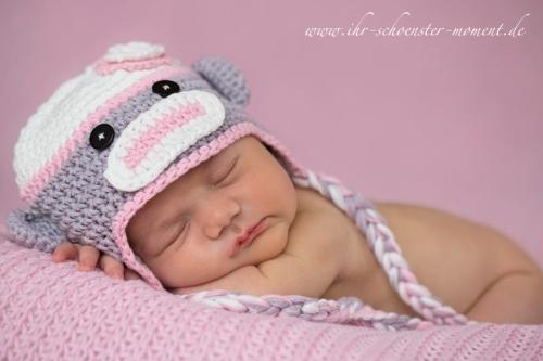 neugeborenenbild äffchen