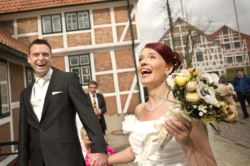 Erste Hochzeit der Saison 2013 - Vorschau - Hochzeitsreportage (3/6)