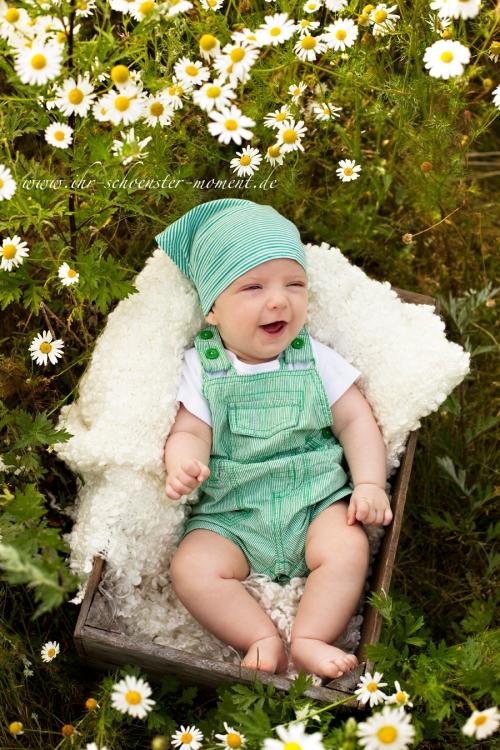 Mobile babyfotografie