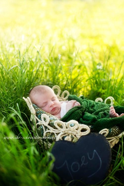 neugeborenenfoto vorher nachher