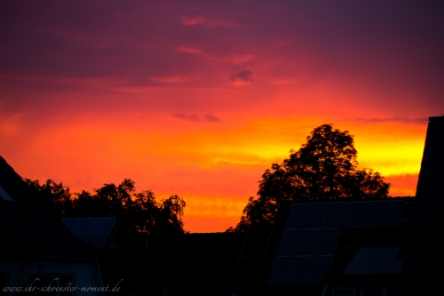wunderschöner abendhimmel buxtehude-7