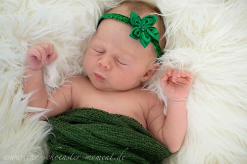 natürliche neugeborenenfotografie