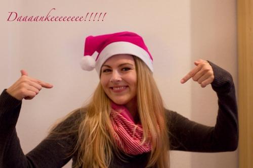 Profilbild Facebook Weihnachten Danke