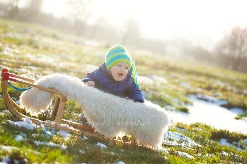 kinderfotos buxtehude schnee