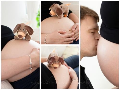babybauchfotografie im winter-10