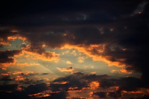 Es ist immer am dunkelsten kurz vorm Morgengrauen