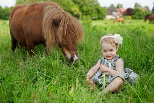 Kinderotos auf dem Bauernhof-15