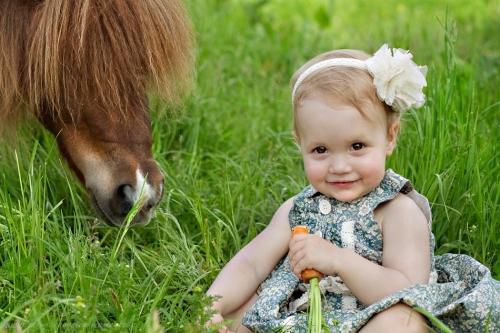 Kinderotos auf dem Bauernhof-16