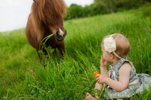 Kinderotos auf dem Bauernhof-19