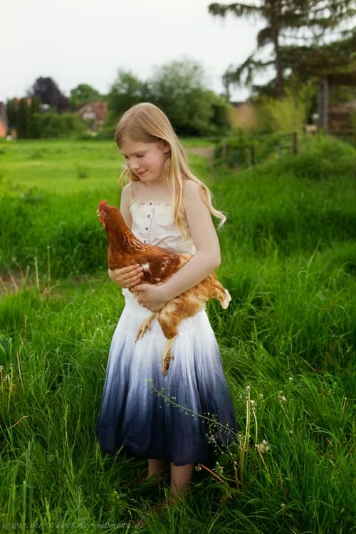 Kinderotos auf dem Bauernhof-23
