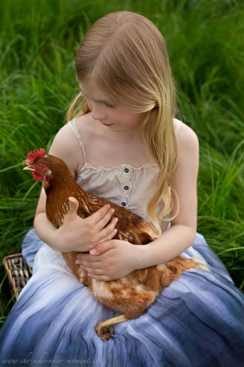 Kinderotos auf dem Bauernhof-28
