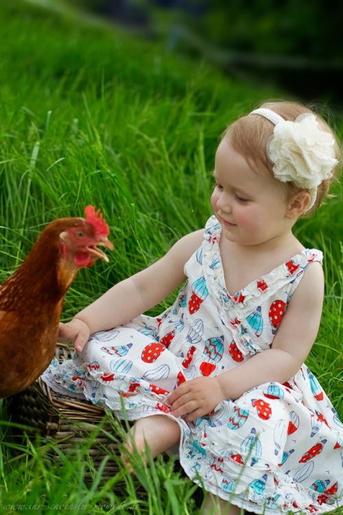 Kinderotos auf dem Bauernhof-31