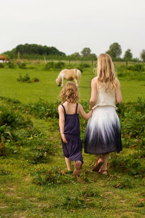 Kinderotos auf dem Bauernhof-46