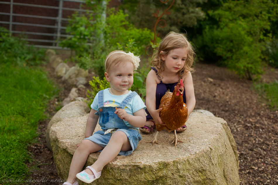 Kinderotos auf dem Bauernhof-54