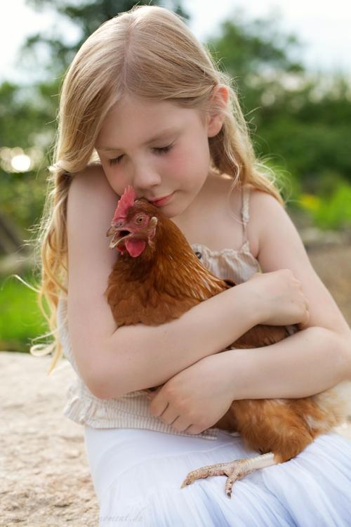 Kinderotos auf dem Bauernhof-60