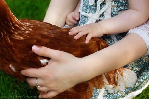 Kinderotos auf dem Bauernhof-7