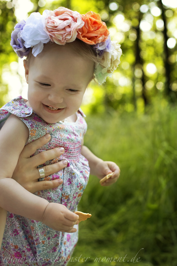 Kinderfotografie Kleine Elfe