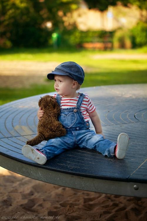 Kinderotografie auf dem Spielplatz-4