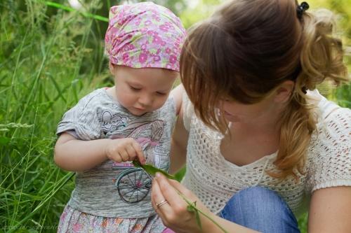 Kinderotografie in der Natur-2