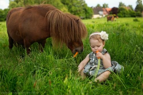 Kinderotos auf dem Bauernhof-3