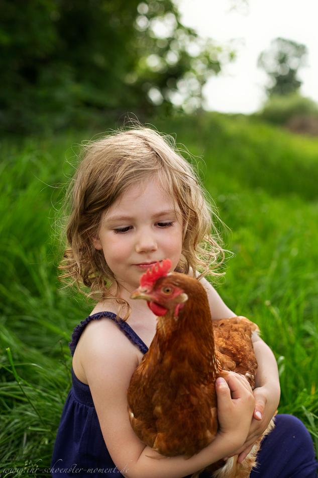 Kinderotos auf dem Bauernhof-4