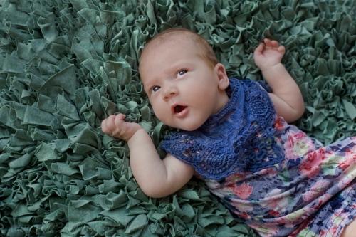 Neugeborenenfotografie in Buxtehude Wilhemine