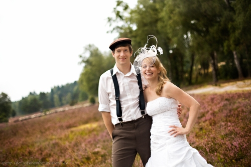 After Wedding Shooting Lüneburger Heide-50