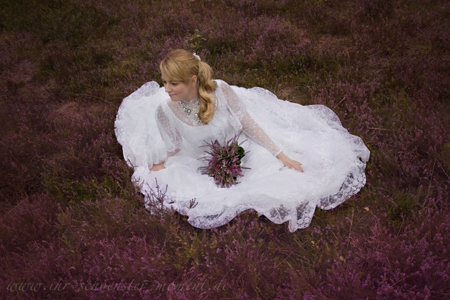 Heideblüte After Wedding