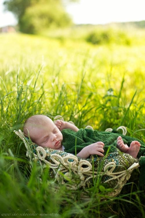 Neugeborenenfotoshooting Buxtehude-12