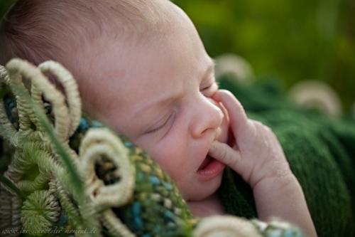 Neugeborenenfotoshooting Buxtehude-32