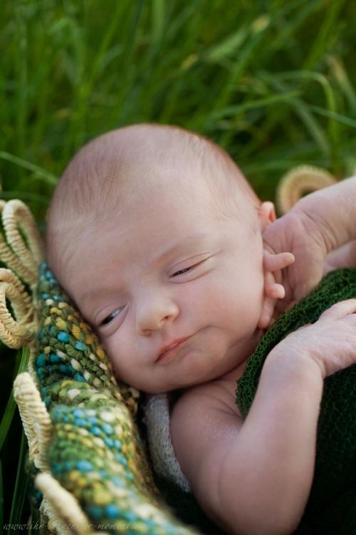 Neugeborenenfotoshooting Buxtehude-34