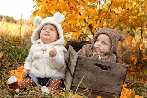 Babyfotografie in der Natur - Buxtehude-10