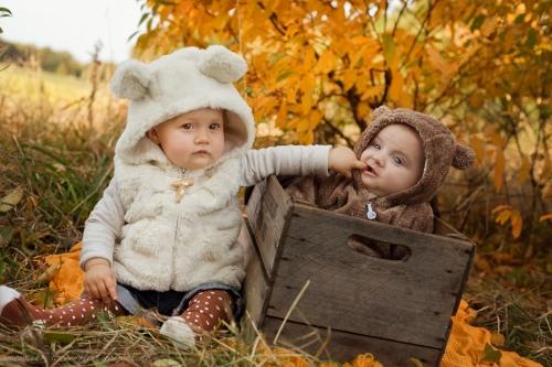 Babyfotografie in der Natur - Buxtehude-11