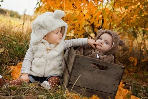 Babyfotografie in der Natur - Buxtehude-13