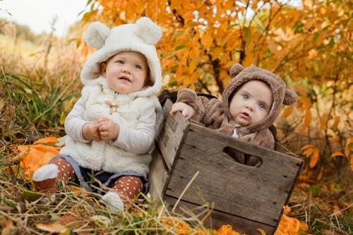 Babyfotografie in der Natur - Buxtehude-14