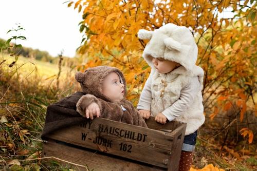 Babyfotografie in der Natur - Buxtehude-3