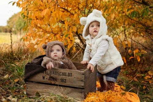 Babyfotografie in der Natur - Buxtehude-4