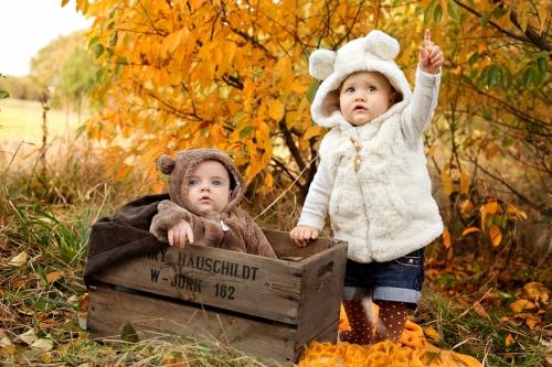 Babyfotografie in der Natur - Buxtehude-5