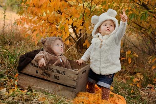 Babyfotografie in der Natur - Buxtehude-6