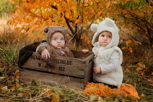 Babyfotografie in der Natur - Buxtehude-8