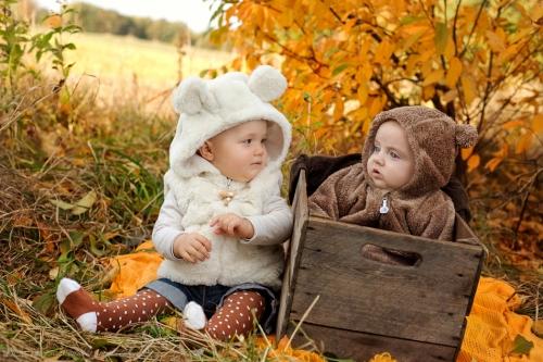Babyfotografie in der Natur - Buxtehude-9