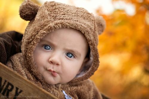 Babyfotos im Herbst Buxtehude-15